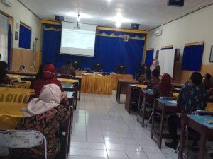 Kepala SMPN 2 Salatiga: Sosialisasi Akreditasi Sekolah Tahun 2022