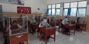 Uji Coba PTM Jateng: Ujian Sekolah Daring