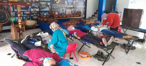 Donor Darah Bersama SMP Negeri 2 Salatiga