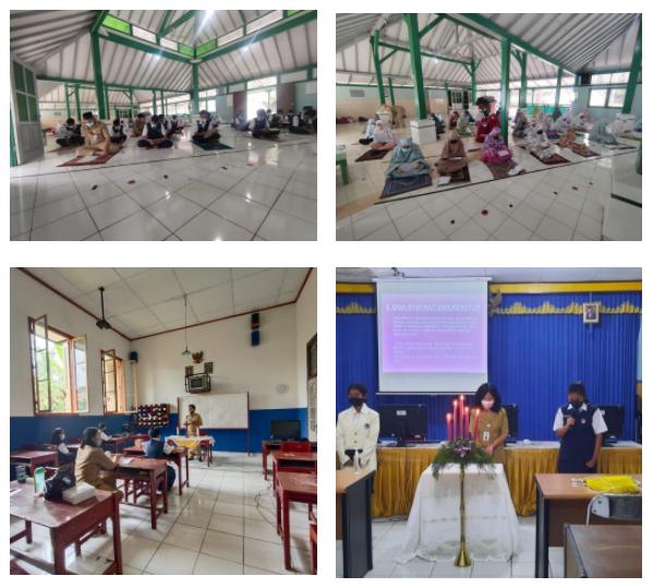 Peserta AN, Pendidik, dan Tenaga Pendidik: Doa Bersama Menuju Asesmen Nasional Tahun 2021